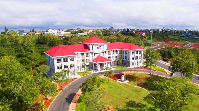 Các campus của TDTU